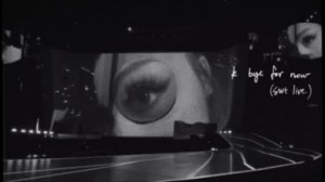 Ariana Grande - no tears left to cry (live)